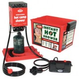 Hot Tap On-Demand Hot Shower #6185
